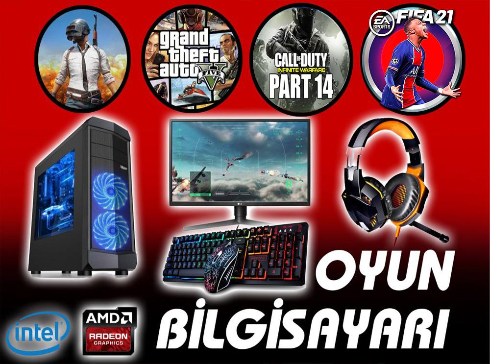 Oyun Bilgisayarı – Gaming Computer