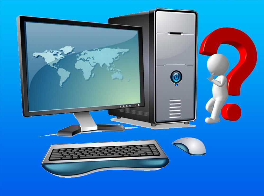 Bilgisayar ile ilgili Soru-Cevap Bölümü
